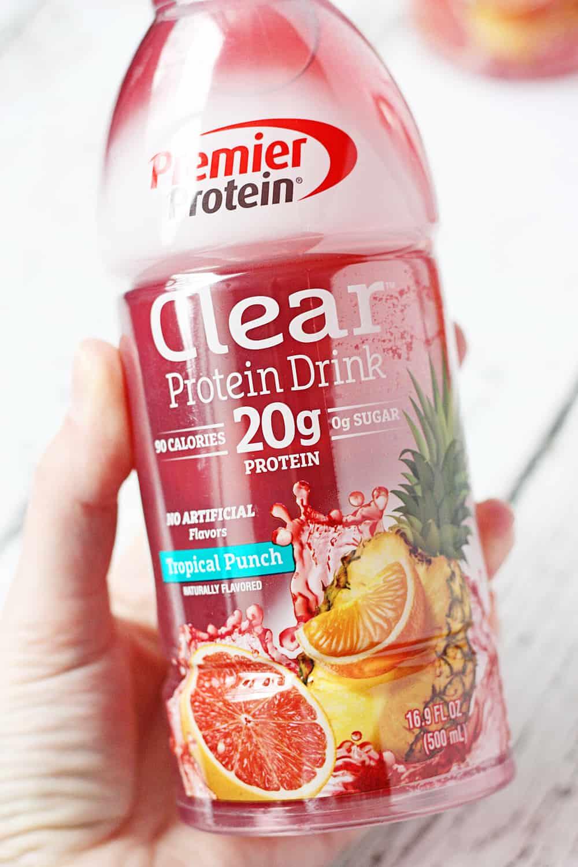 Premier Protein Clear Protein Drink