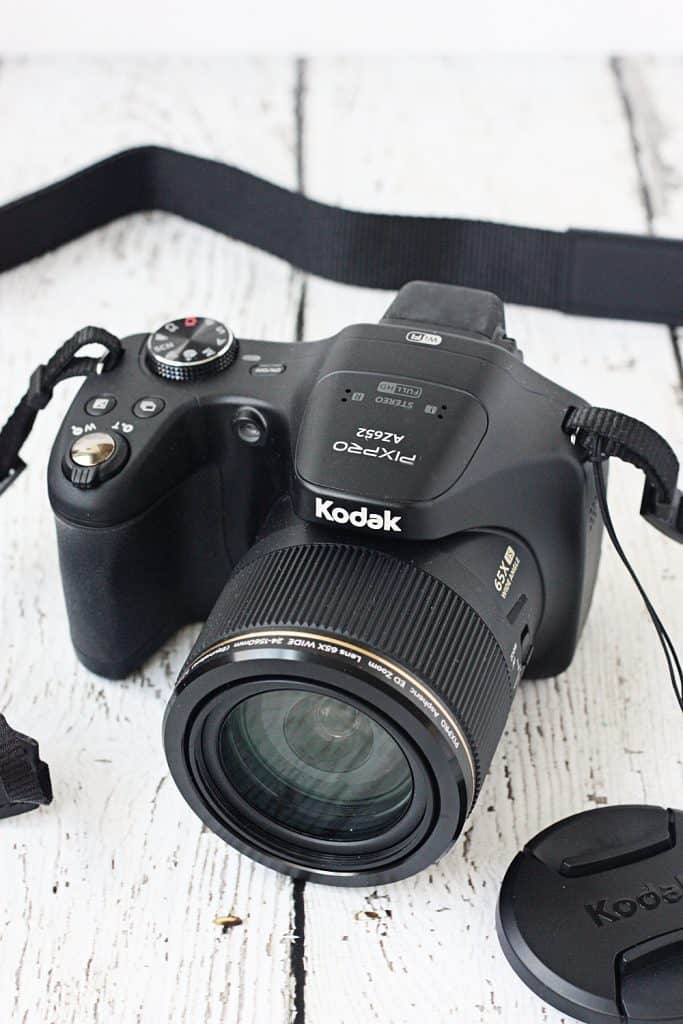 KODAK PIXPRO AZ652 -- New-School Digital vs Old-School DSLR | halfscratched.com