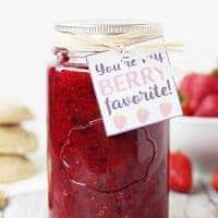 Easy Mixed Berry Freezer Jam