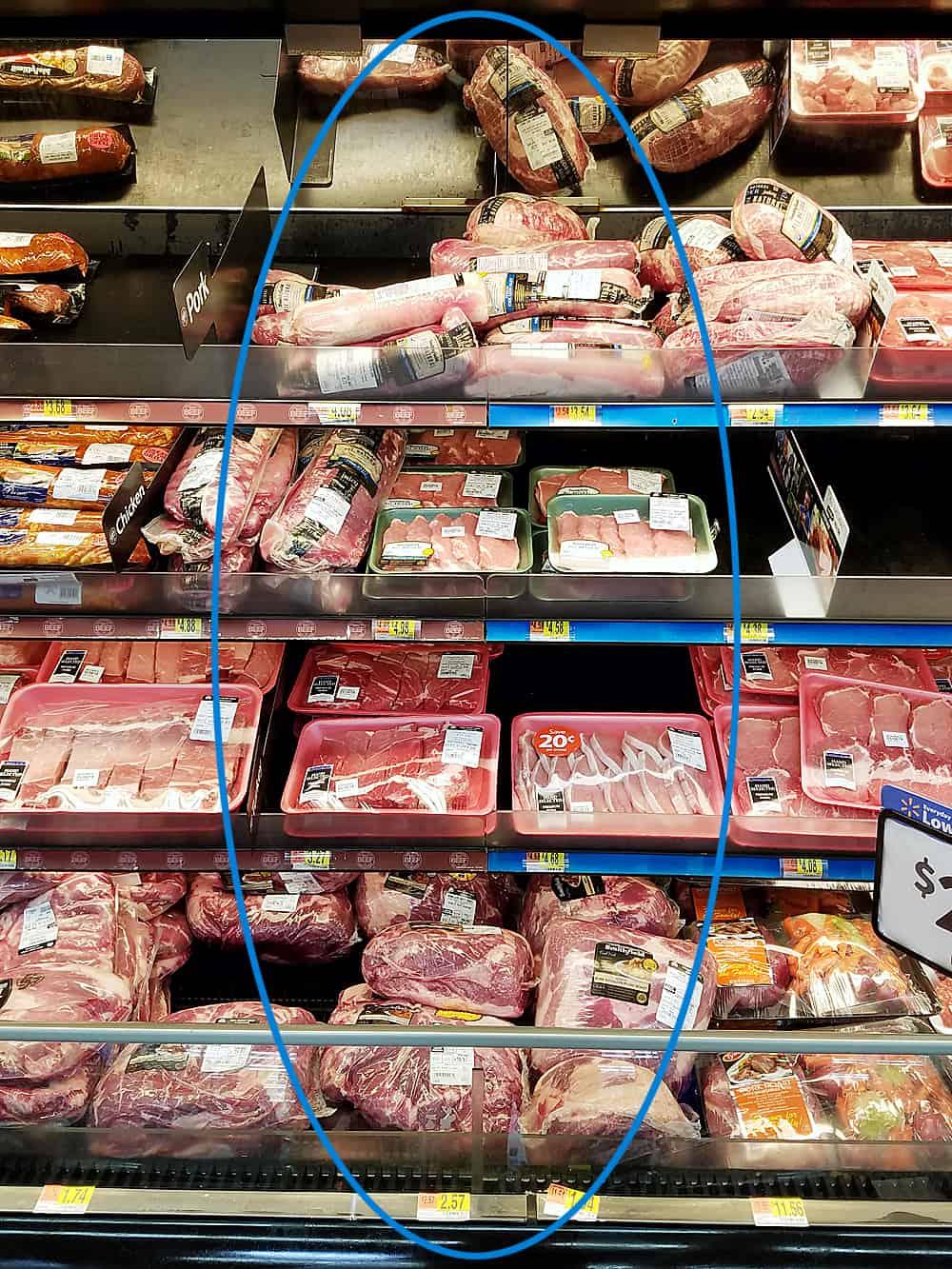 Smithfield All Natural Fresh Pork at Walmart