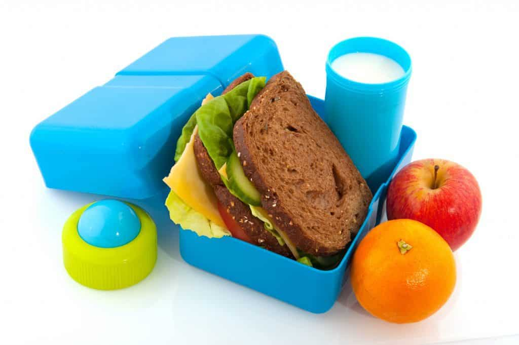 7 Easy Eco-Friendly School Lunch Ideas