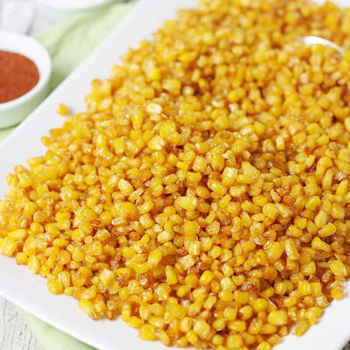 How to Roast Frozen Corn in the Oven (It's Easy!)
