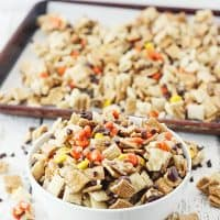 Easy Harvest Chex Mix